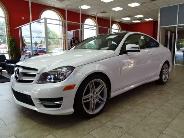 Used 2013 Mercedes-Benz C-Class C250 for sale Sold at Gravity Autos in Roswell GA 30076 3