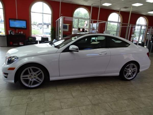 Used 2013 Mercedes-Benz C-Class C250 for sale Sold at Gravity Autos in Roswell GA 30076 4