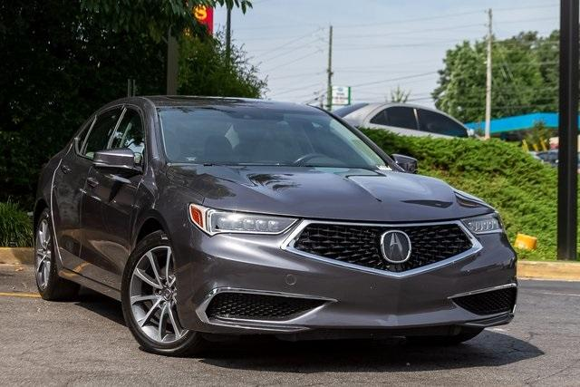 Used 2019 Acura TLX 3.5L V6 for sale $27,690 at Gravity Autos Atlanta in Chamblee GA 30341 3