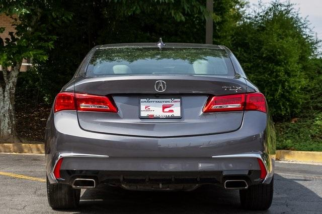 Used 2019 Acura TLX 3.5L V6 for sale $27,690 at Gravity Autos Atlanta in Chamblee GA 30341 34