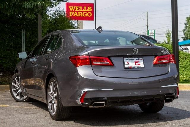 Used 2019 Acura TLX 3.5L V6 for sale $27,690 at Gravity Autos Atlanta in Chamblee GA 30341 36