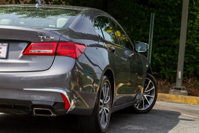 Used 2019 Acura TLX 3.5L V6 for sale $27,690 at Gravity Autos Atlanta in Chamblee GA 30341 38