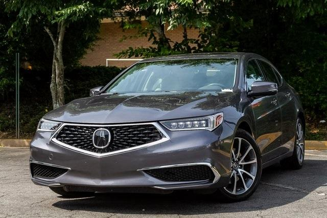 Used 2019 Acura TLX 3.5L V6 for sale $27,690 at Gravity Autos Atlanta in Chamblee GA 30341 1