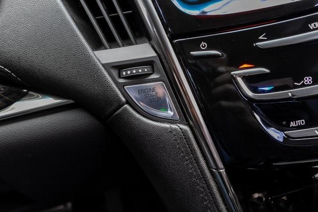 Used 2018 Cadillac ATS 2.0L Turbo for sale $27,195 at Gravity Autos Atlanta in Chamblee GA 30341 16