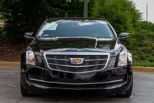 Used 2018 Cadillac ATS 2.0L Turbo for sale $27,195 at Gravity Autos Atlanta in Chamblee GA 30341 2
