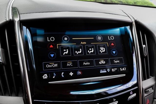 Used 2018 Cadillac ATS 2.0L Turbo for sale $27,195 at Gravity Autos Atlanta in Chamblee GA 30341 21