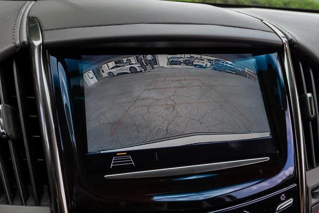 Used 2018 Cadillac ATS 2.0L Turbo for sale $27,195 at Gravity Autos Atlanta in Chamblee GA 30341 22