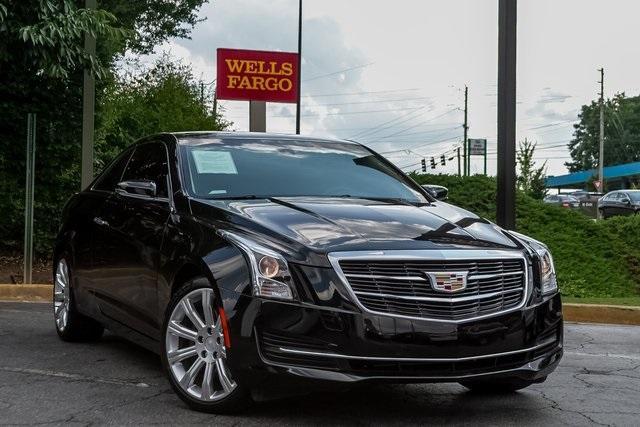 Used 2018 Cadillac ATS 2.0L Turbo for sale $27,195 at Gravity Autos Atlanta in Chamblee GA 30341 3