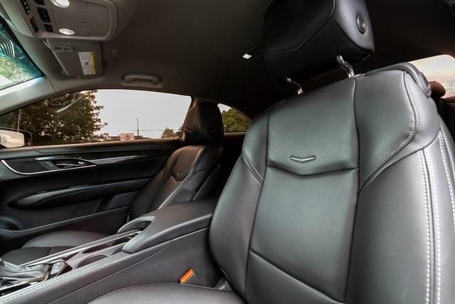 Used 2018 Cadillac ATS 2.0L Turbo for sale $27,195 at Gravity Autos Atlanta in Chamblee GA 30341 31
