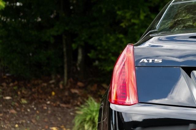 Used 2018 Cadillac ATS 2.0L Turbo for sale $27,195 at Gravity Autos Atlanta in Chamblee GA 30341 36