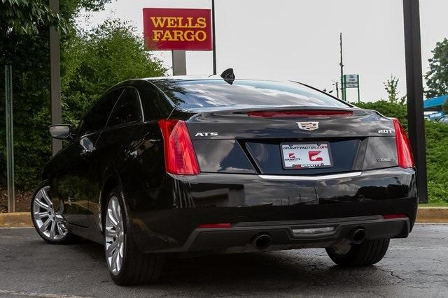Used 2018 Cadillac ATS 2.0L Turbo for sale $27,195 at Gravity Autos Atlanta in Chamblee GA 30341 37