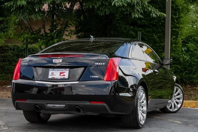 Used 2018 Cadillac ATS 2.0L Turbo for sale $27,195 at Gravity Autos Atlanta in Chamblee GA 30341 38