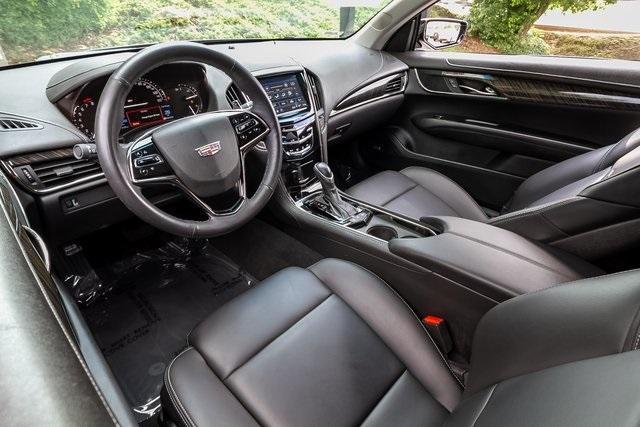 Used 2018 Cadillac ATS 2.0L Turbo for sale $27,195 at Gravity Autos Atlanta in Chamblee GA 30341 4