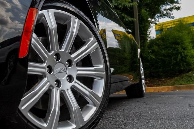 Used 2018 Cadillac ATS 2.0L Turbo for sale $27,195 at Gravity Autos Atlanta in Chamblee GA 30341 44
