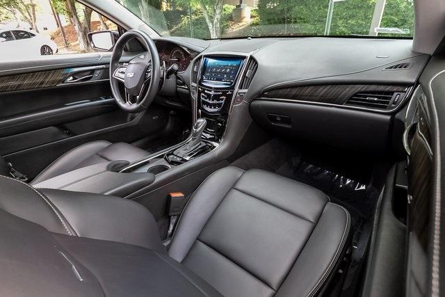 Used 2018 Cadillac ATS 2.0L Turbo for sale $27,195 at Gravity Autos Atlanta in Chamblee GA 30341 5