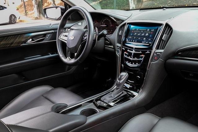 Used 2018 Cadillac ATS 2.0L Turbo for sale $27,195 at Gravity Autos Atlanta in Chamblee GA 30341 6