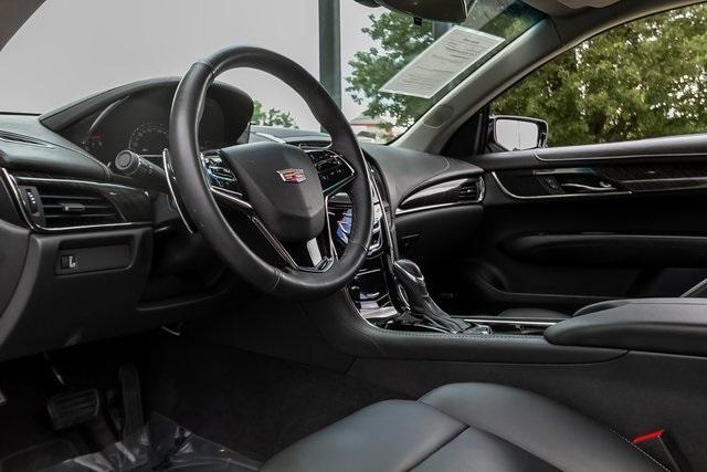 Used 2018 Cadillac ATS 2.0L Turbo for sale $27,195 at Gravity Autos Atlanta in Chamblee GA 30341 7