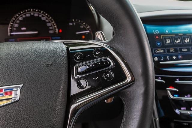 Used 2018 Cadillac ATS 2.0L Turbo for sale $27,195 at Gravity Autos Atlanta in Chamblee GA 30341 8