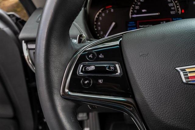 Used 2018 Cadillac ATS 2.0L Turbo for sale $27,195 at Gravity Autos Atlanta in Chamblee GA 30341 9