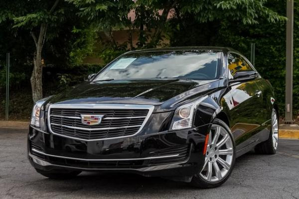 Used Used 2018 Cadillac ATS 2.0L Turbo for sale $27,195 at Gravity Autos Atlanta in Chamblee GA
