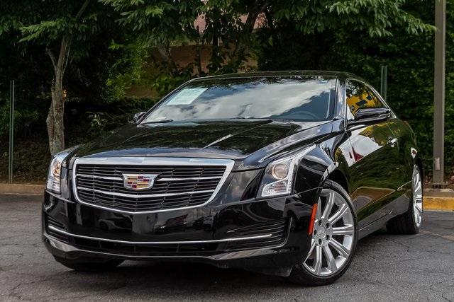 Used 2018 Cadillac ATS 2.0L Turbo for sale $27,195 at Gravity Autos Atlanta in Chamblee GA 30341 1