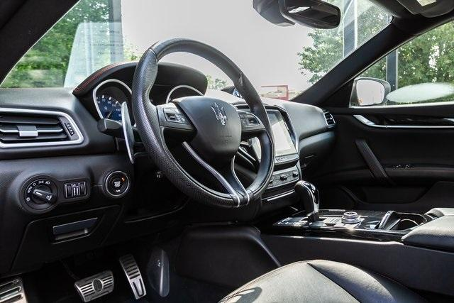 Used 2017 Maserati Ghibli S for sale Sold at Gravity Autos Atlanta in Chamblee GA 30341 10