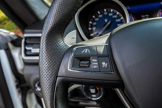 Used 2017 Maserati Ghibli S for sale Sold at Gravity Autos Atlanta in Chamblee GA 30341 12