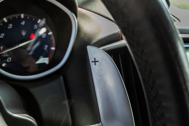 Used 2017 Maserati Ghibli S for sale Sold at Gravity Autos Atlanta in Chamblee GA 30341 13