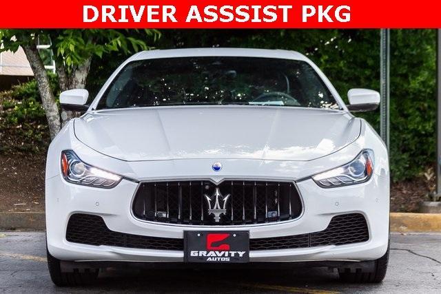 Used 2017 Maserati Ghibli S for sale Sold at Gravity Autos Atlanta in Chamblee GA 30341 2