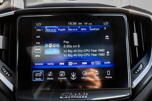 Used 2017 Maserati Ghibli S for sale Sold at Gravity Autos Atlanta in Chamblee GA 30341 24