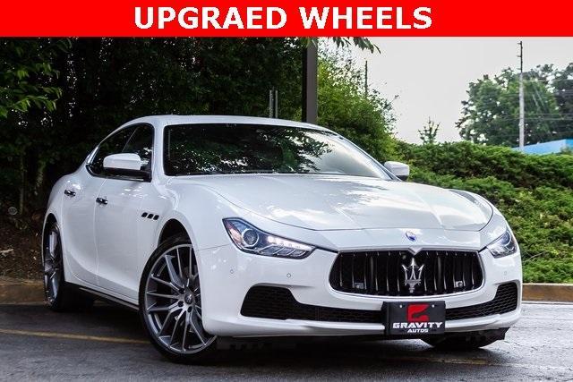 Used 2017 Maserati Ghibli S for sale Sold at Gravity Autos Atlanta in Chamblee GA 30341 3