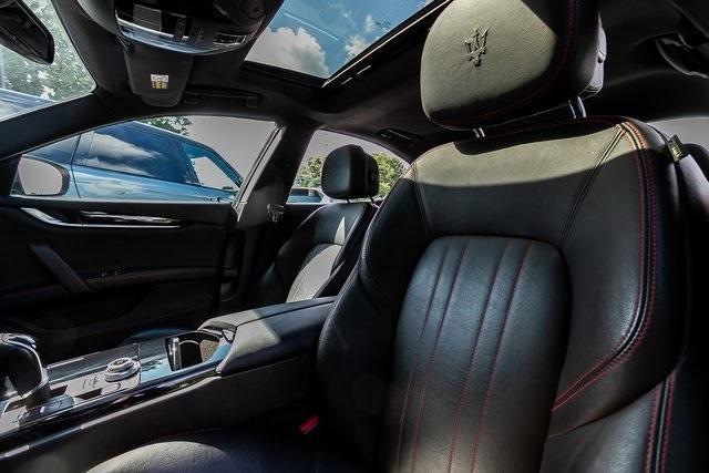 Used 2017 Maserati Ghibli S for sale Sold at Gravity Autos Atlanta in Chamblee GA 30341 34