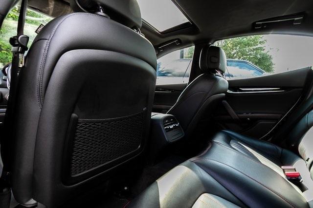 Used 2017 Maserati Ghibli S for sale Sold at Gravity Autos Atlanta in Chamblee GA 30341 36