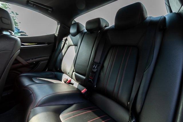 Used 2017 Maserati Ghibli S for sale Sold at Gravity Autos Atlanta in Chamblee GA 30341 39