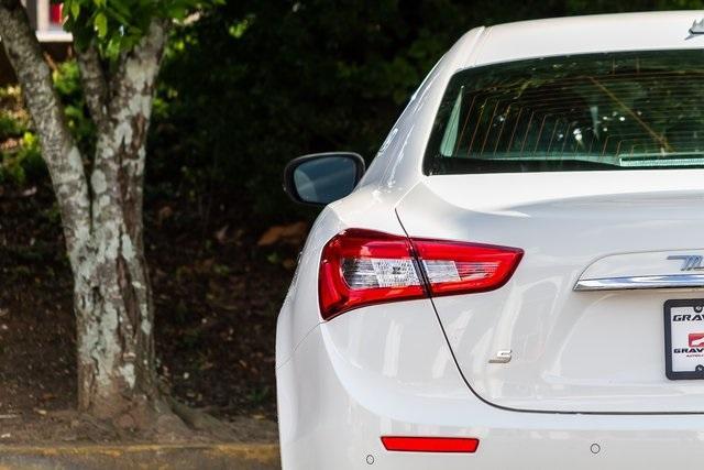 Used 2017 Maserati Ghibli S for sale Sold at Gravity Autos Atlanta in Chamblee GA 30341 42