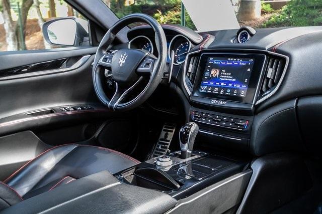 Used 2017 Maserati Ghibli S for sale Sold at Gravity Autos Atlanta in Chamblee GA 30341 6