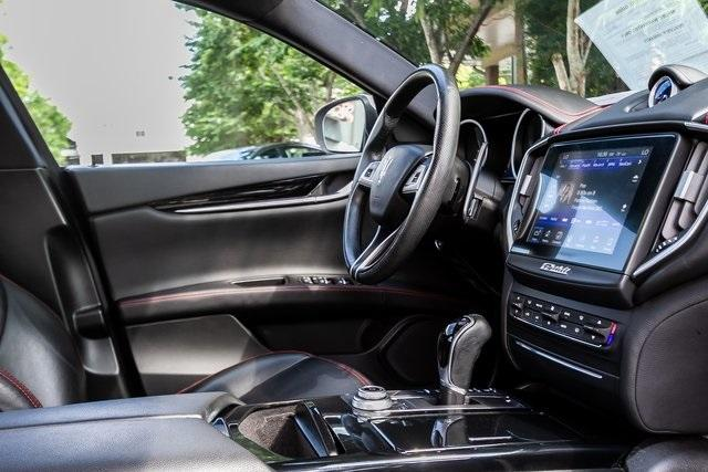 Used 2017 Maserati Ghibli S for sale Sold at Gravity Autos Atlanta in Chamblee GA 30341 7