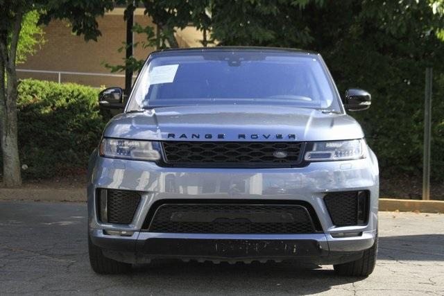 Used 2018 Land Rover Range Rover Sport HSE Dynamic for sale $71,995 at Gravity Autos Atlanta in Chamblee GA 30341 2
