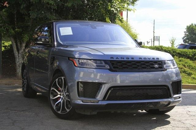 Used 2018 Land Rover Range Rover Sport HSE Dynamic for sale $71,995 at Gravity Autos Atlanta in Chamblee GA 30341 3