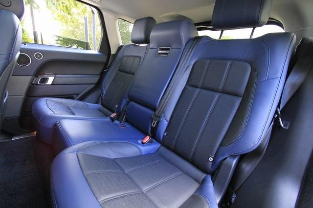 Used 2018 Land Rover Range Rover Sport HSE Dynamic for sale $71,995 at Gravity Autos Atlanta in Chamblee GA 30341 38