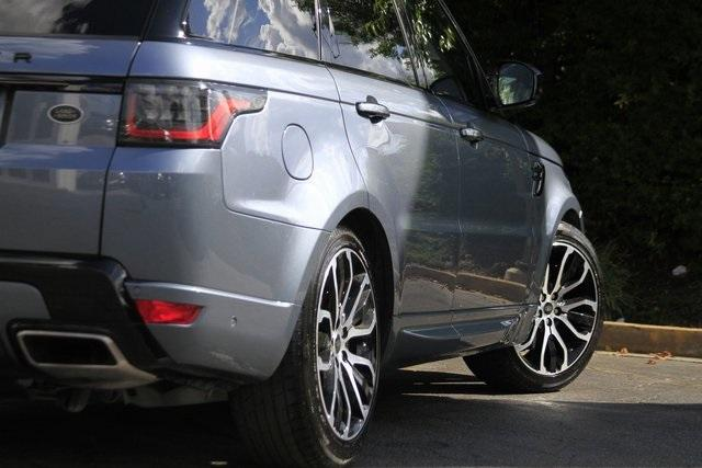 Used 2018 Land Rover Range Rover Sport HSE Dynamic for sale $71,995 at Gravity Autos Atlanta in Chamblee GA 30341 45