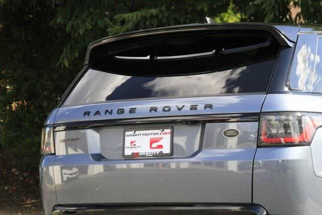 Used 2018 Land Rover Range Rover Sport HSE Dynamic for sale $71,995 at Gravity Autos Atlanta in Chamblee GA 30341 46
