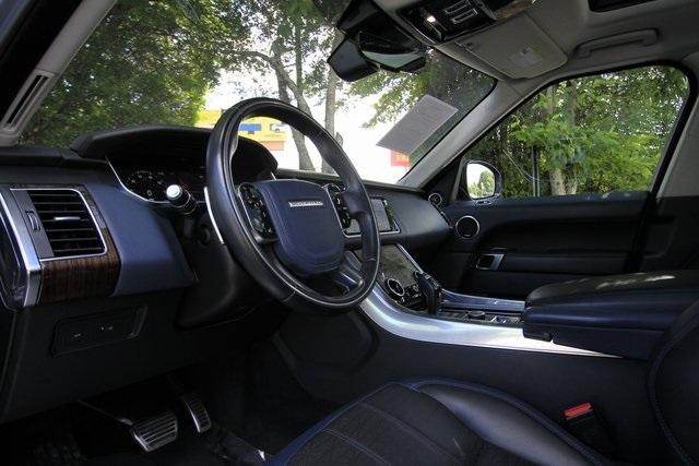 Used 2018 Land Rover Range Rover Sport HSE Dynamic for sale $71,995 at Gravity Autos Atlanta in Chamblee GA 30341 7