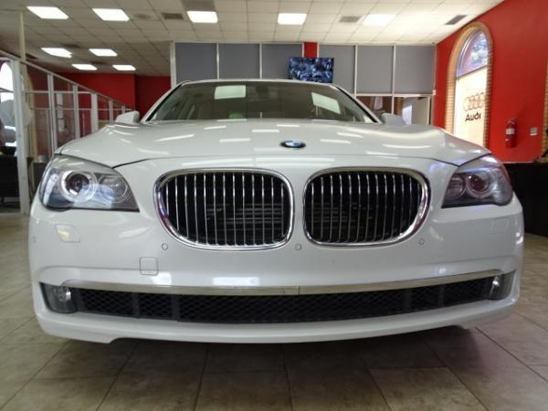 Used 2011 BMW 7 Series 750Li for sale Sold at Gravity Autos in Roswell GA 30076 2