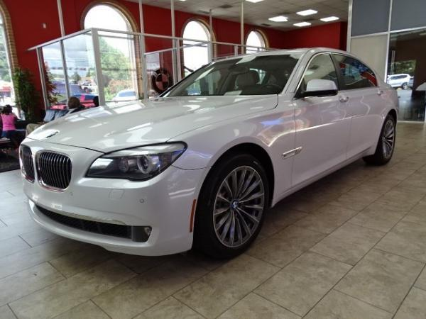 Used 2011 BMW 7 Series 750Li for sale Sold at Gravity Autos in Roswell GA 30076 3