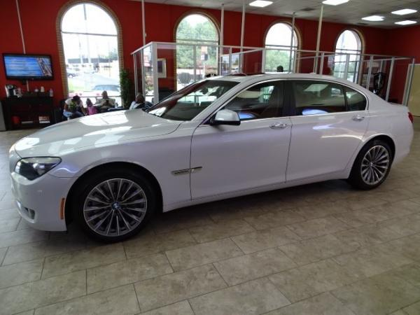 Used 2011 BMW 7 Series 750Li for sale Sold at Gravity Autos in Roswell GA 30076 4