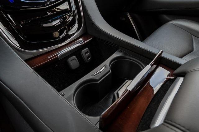 Used 2019 Cadillac Escalade Luxury for sale $61,099 at Gravity Autos Atlanta in Chamblee GA 30341 17