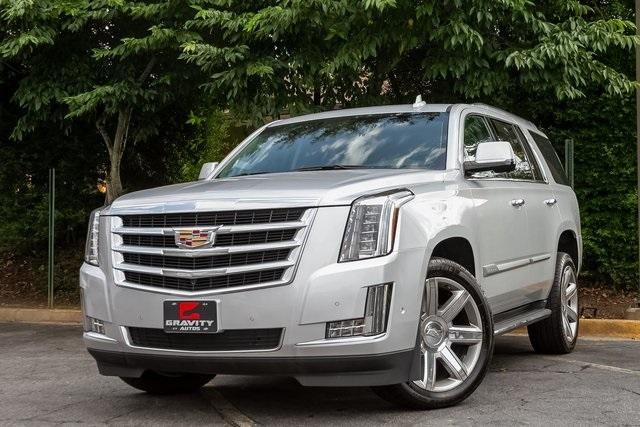 Used 2019 Cadillac Escalade Luxury for sale $61,099 at Gravity Autos Atlanta in Chamblee GA 30341 2