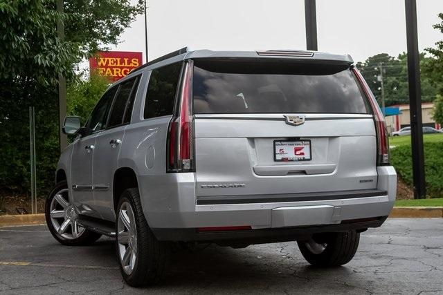 Used 2019 Cadillac Escalade Luxury for sale $61,099 at Gravity Autos Atlanta in Chamblee GA 30341 36