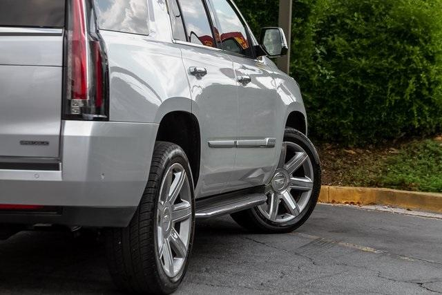 Used 2019 Cadillac Escalade Luxury for sale $61,099 at Gravity Autos Atlanta in Chamblee GA 30341 39